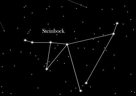 Sternbild Steinbock